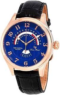 The Capital Retrograde Men's Watch LP-40050-RG-03