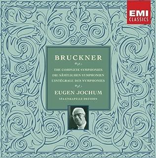 Bruckner - Complete Symphonies /Eugen Jochum By Eugen Jochum (Conductor) (2000-10-09)
