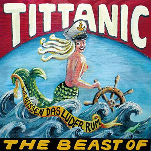The Beast of Tittanic cover art