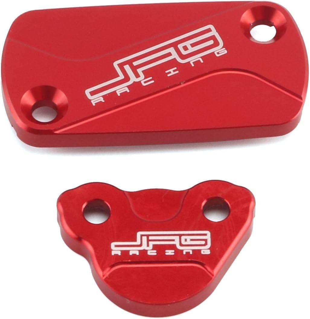 CNC All items in the store Billet Front Rear Brake Reservoir For Manufacturer OFFicial shop CRF150 Cover Fluid Cap