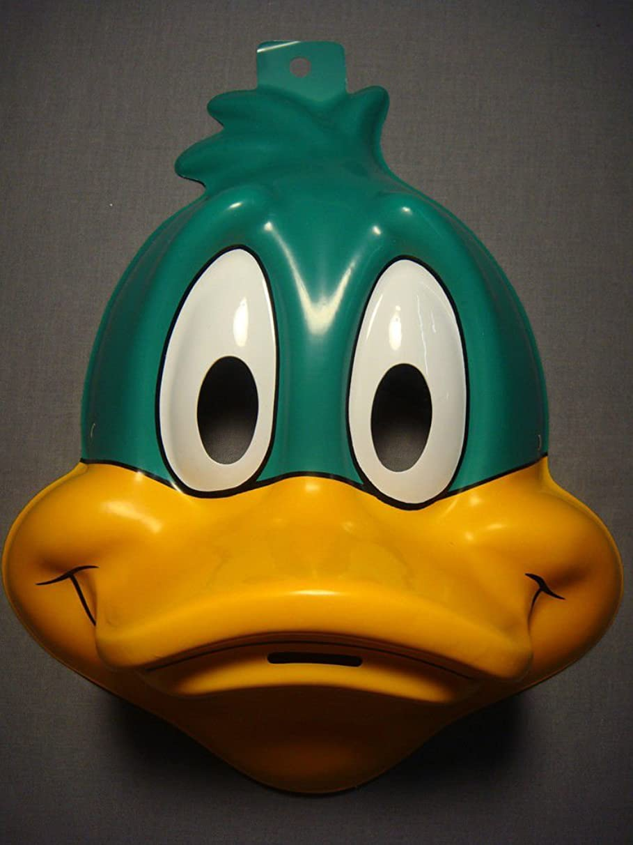 TINY TOON ADVENTURES PLUCKY DUCK HALLOWEEN MASK PVC