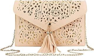 Mily Glitter Sequins Envelop Clutch Tote Shoulder Bag Handbag