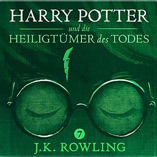 Harry Potter und die Heiligtümer des Todes (Harry Potter 7) Titelbild