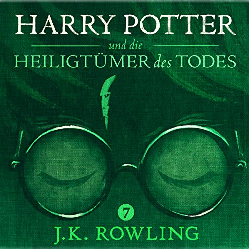 Harry Potter und die Heiligtümer des Todes (Harry Potter 7) [Harry Potter and the Deathly Hallows] audiobook cover art