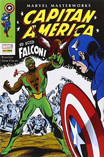 Capitan America: 4 (Marvel masterworks)