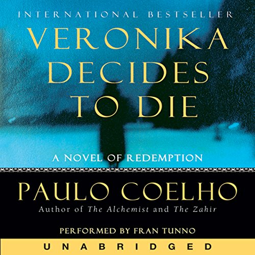 Veronika Decides to Die  cover art