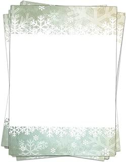 Muster-5082, DIN A4 25 Blatt Motivpapier Briefpapier modern geschwungenes Papier Kurven abstrakt hellbrauner Hintergrund Kunst