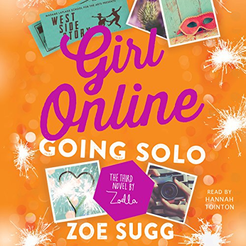Girl Online: Going Solo audiobook cover art