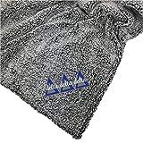 Go Greek Chic Delta Delta Delta Embroidered Sherpa Throw Blanket