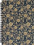 RNK 46505 Notizbuch, DIN A5 mit Register A-Z,'Vintage Roses'