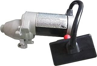 Tinsaen 17 Teeth Snowblower Starter Replacement for Acqd170 Cub Cadet 951-10645 Mtd 951-10645A Craftsman Yard Machine Snow Thrower 110 Vold CCW