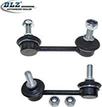 DLZ 2 Pcs Rear Stabilizer Bar Sway Bar Compatible with 2003-2011 Honda Element (EX and LX Only), 1997-2001 Honda Prelude (Type SH Only), 2003 2004 2005 2006 2007 Nissan Murano K80465 K80466