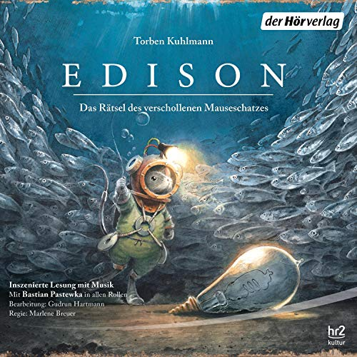 Edison  By  cover art