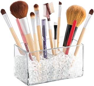 iDesign Vanity/Cosmetic Organizer, Clear, 15.24 cm, 25550ES