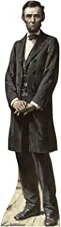 Advanced Graphics President Abraham Lincoln Life Size Cardboard Cutout Standup - The Gettysburg Address