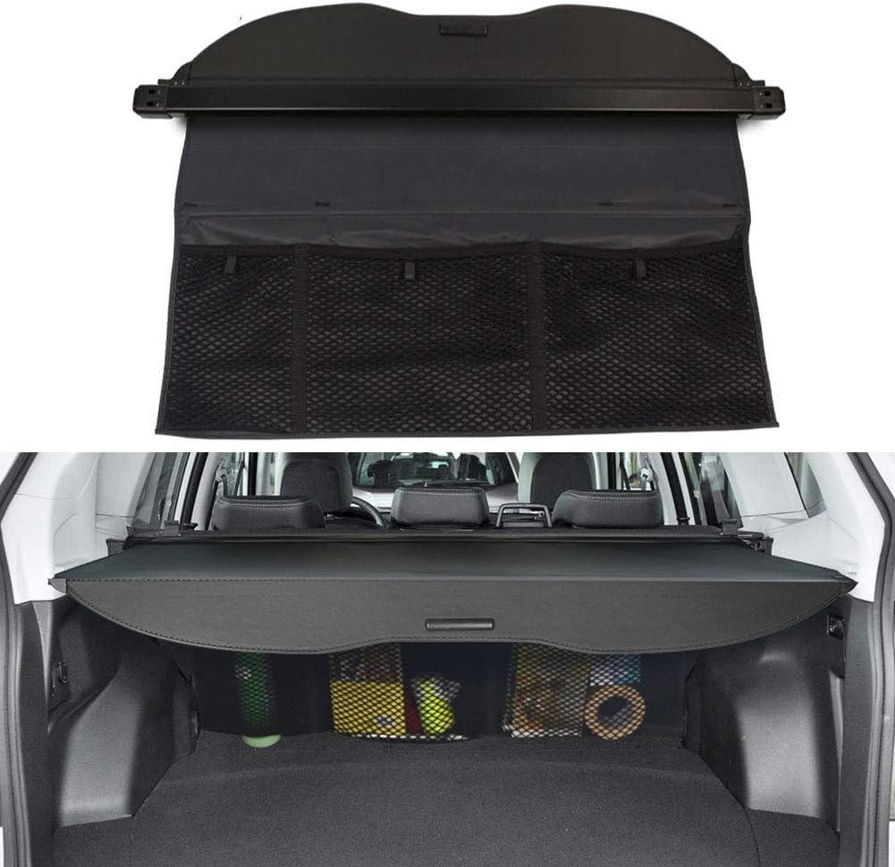 BOPARAUTO Fixed price for sale Cargo Cover Subaru A Atlanta Mall Manual Tailgate Forester