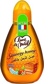 Lune De Miel Honey, 500 gm (Pack of 1)