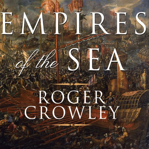 Empires of the Sea audiobook cover art