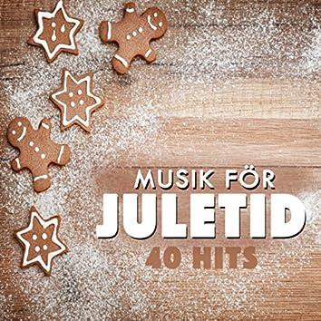 Musik För Juletid - 40 hits