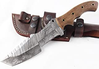 damascus tracker blades