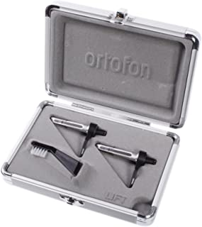Ortofon Concorde S-120 Twin Pack - 2 x DJ Cartridges each fitted with stylus