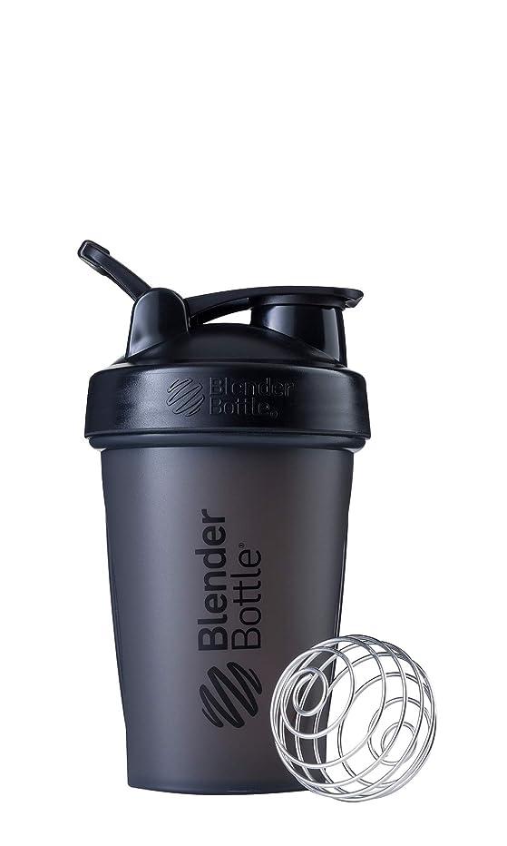 韻地質学乗ってブレンダーボトル 【日本正規品】 ミキサー シェーカー ボトル Classic 20オンス (600ml) ブラック BBCLE20 FCBK