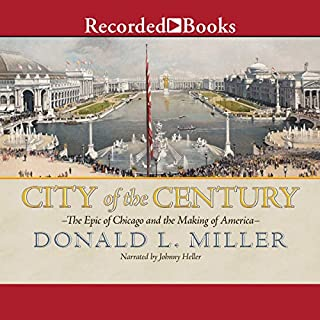 City of the Century cover art