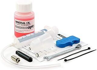 Epic - Kit de Purga para Frenos de Disco Shimano de Carretera y líquido de Frenos de Aceite Mineral, 100 ml, Compatible con Shimano 105, Dura-Ace, Ultegra y Tiagra