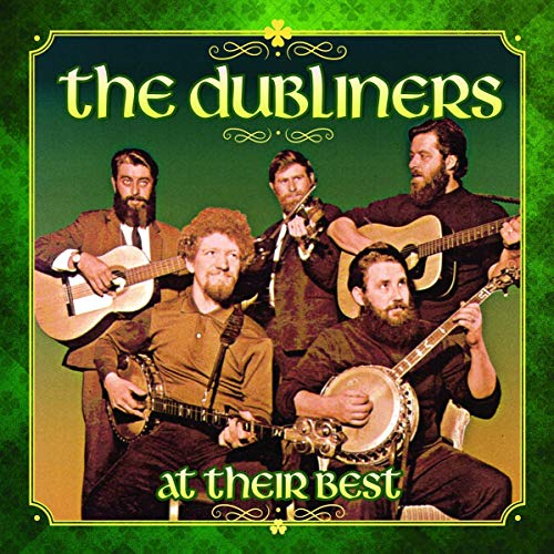 The Best Of The Dubliners Vinilo
