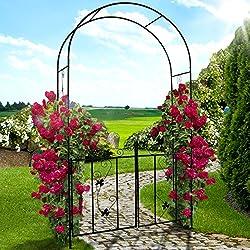 rosenbogen aufstellen tipps ratgeber. Black Bedroom Furniture Sets. Home Design Ideas
