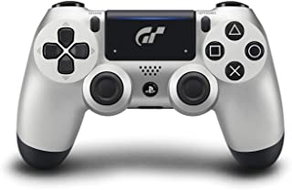 DualShock 4 Wireless Controller for PlayStation 4 - Silver GT Sport