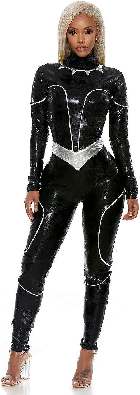 calidad fantástica ForJugar Wohombres Wild Cat Hero Fancy Dress Dress Dress Costume Medium Large  excelentes precios