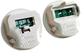 Kidde KA-B, KA-F Universal Smoke Alarm Adapters, 2 Different Units for different types of Alarms