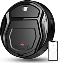 Lefant Robot Vacuum Cleaner, Auto Robotic Vacuums, Upgraded 6D Collision Sensor, 1800pa WiFi/App/Alexa, Self-Charging, Sup...