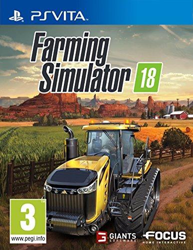 Farming Simulator 18 (PlayStation Vita) [UK IMPORT]