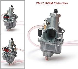Azul respiraci/ón universal Tapa de combustible para motocicleta para Yamaha YZ YZF 125 250 400 426 YZ80 YZ125 YZ250 YZ250F Dirt Bike ATV tubo de v/álvula anodizado con ventilaci/ón