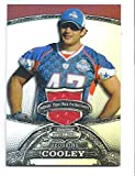 CHRIS COOLEY 2008 Bowman Sterling #98 Refractor Parallel GAME WORN JERSEY Card Numbered to only 199 Made! Washington Redskins Football