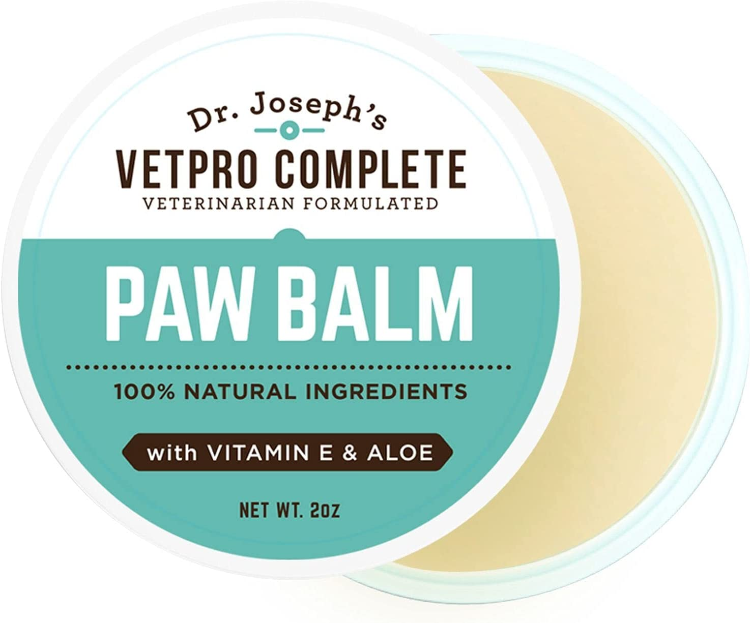 Reservation VetPro Complete Challenge the lowest price of Japan ☆ Dog Paw Balm for All Dogs and Pro - Natural Cats