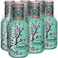 Arizona Half & Half Green Tea Ice Tee - 6x0,5l Flaschen (PET) - inkl. EUR 1,50 Pfand