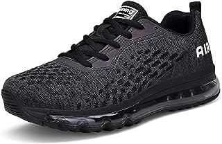 comprar comparacion Hombre Mujer Zapatillas Deporte para Zapatillas de Ligeras Running Transpirables Cómodas Correr para Zapatos de Malla
