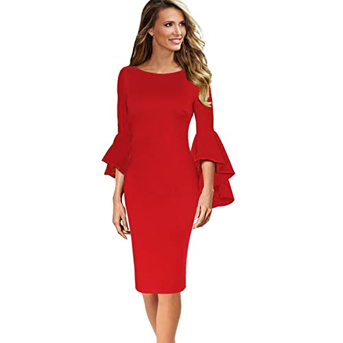 Red Plus Size Dresses: Amazon.com