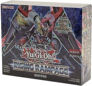 Yu-Gi-Oh! Rising Rampage Booster Display Box (24) KON84357