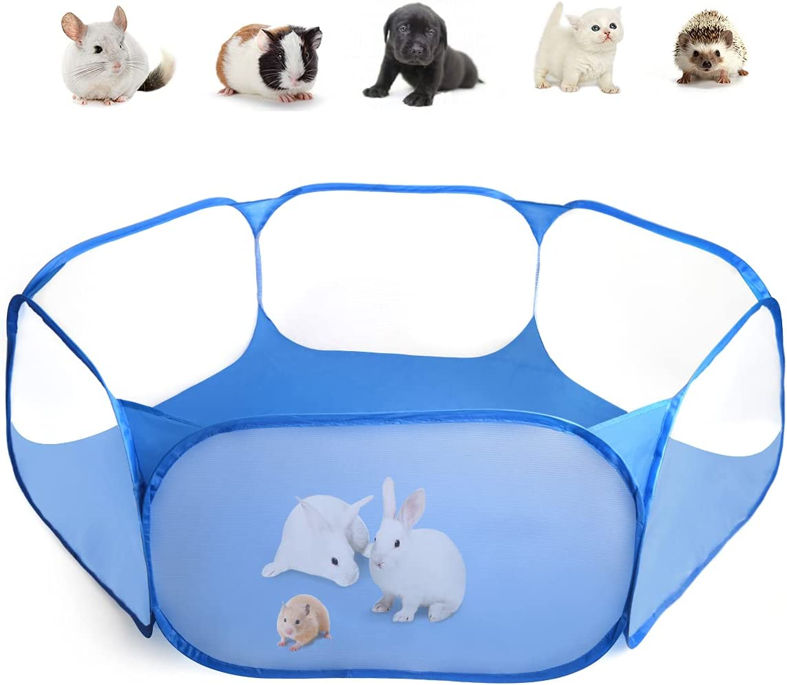 Popular brand in the world Casifor Guinea Free Shipping Cheap Bargain Gift Pig Cage Rabbit with Siz Perfect Playpen Mat