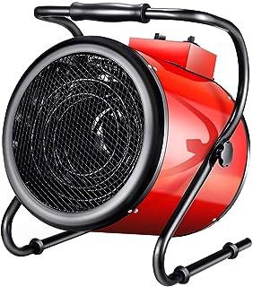 Radiador eléctrico MAHZONG Calentadores industriales de 3000 vatios, sopladores de Aire Caliente de Alta Potencia Que ahorran energía en el hogar