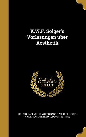 GER-KWF SOLGERS VORLESUNGEN U