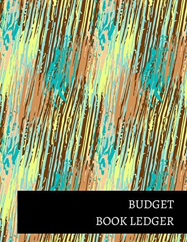 Budget Book Ledger