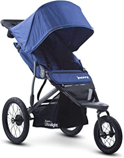 Best Joovy Zoom 360 Ultralight Jogging Stroller, Large Canopy, Lightweight Jogger, Extra Large Air Filled Tires, Blueberry Review