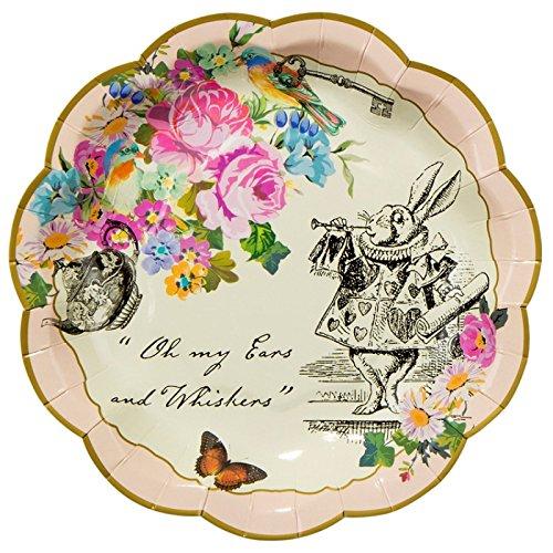 Truly Alice Napkin & Plates Bundle by Truly Alice