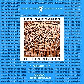 Les Sardanes De Les Colles Vol. II