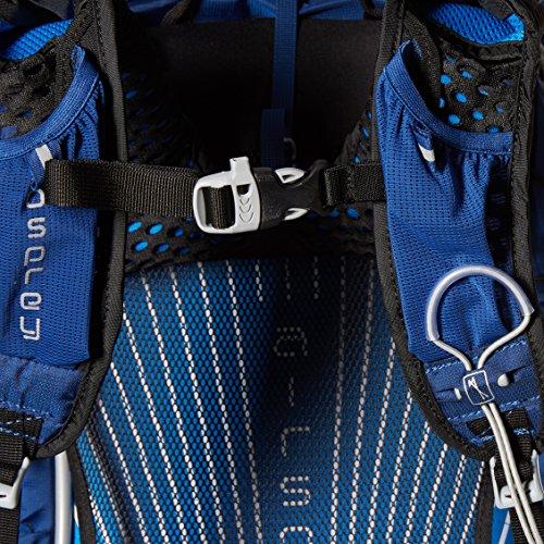 Osprey Packs Exos 38 Backpack (2017 Model), Pacific Blue, Medium